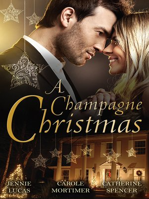 cover image of A Champagne Christmas--3 Book Box Set